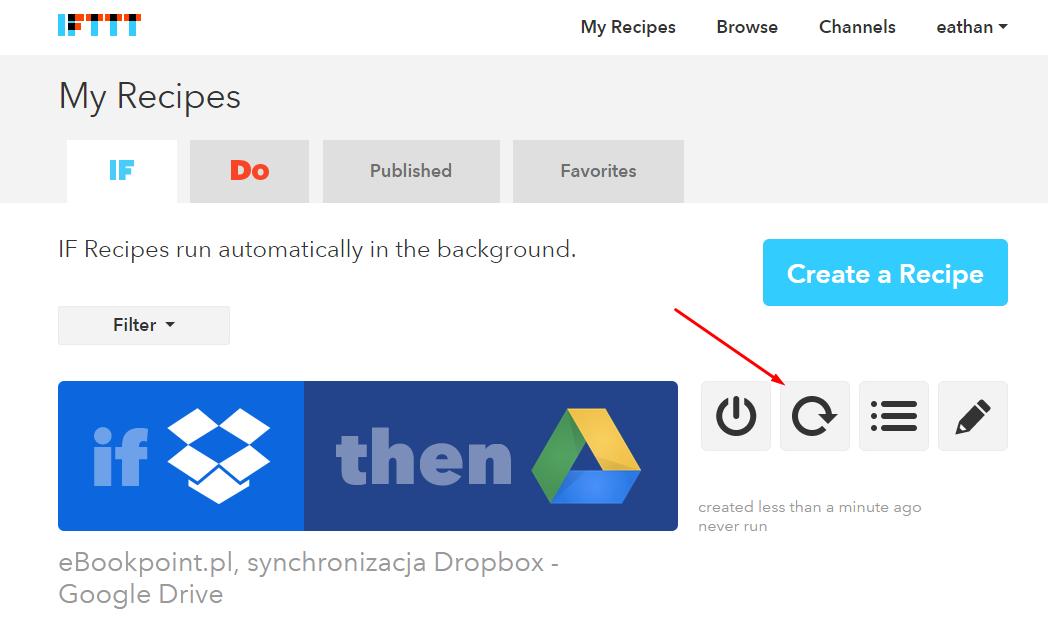 Synchronizacja ebookpoint.pl z Google Drive, OneDrive oraz Box - krok 16